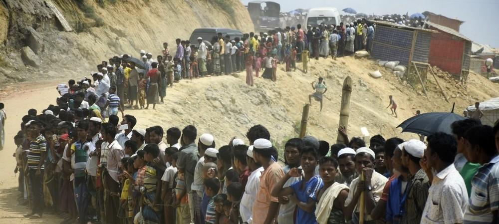 BM, Müslüman mültecilerin dönüşü için Myanmar hükümeti ile anlaştı