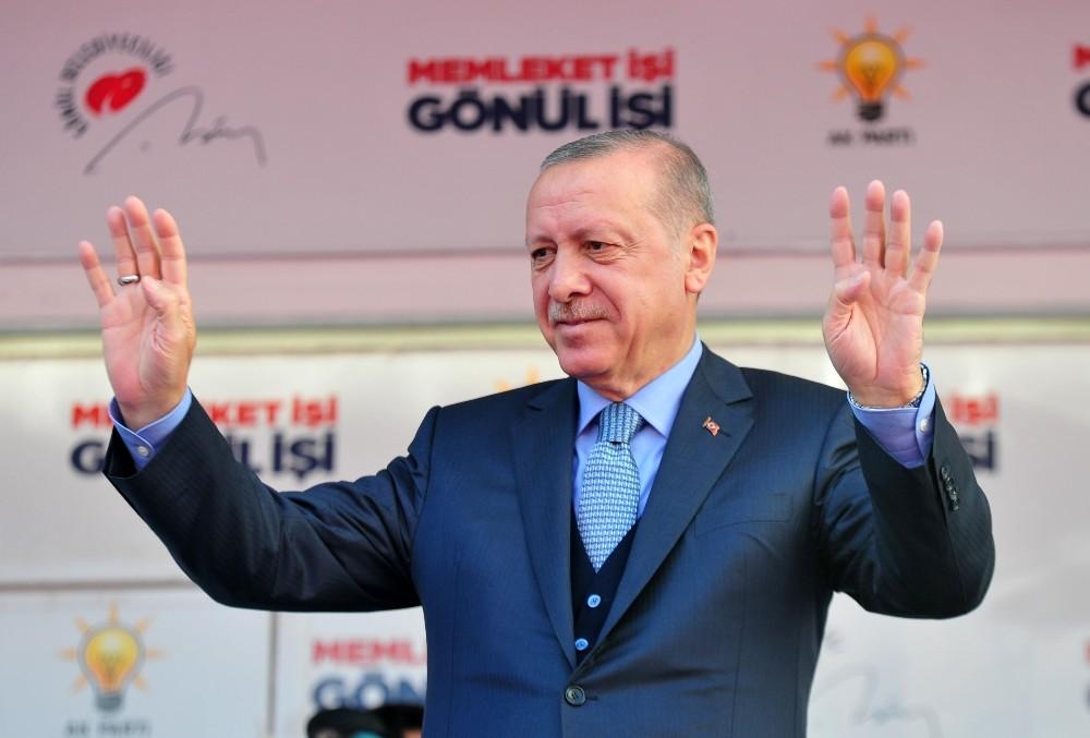 """Cumhurbaşkanı Erdoğan: """"Üzülüyorum ki Saadet'te onlarla beraber"""""""