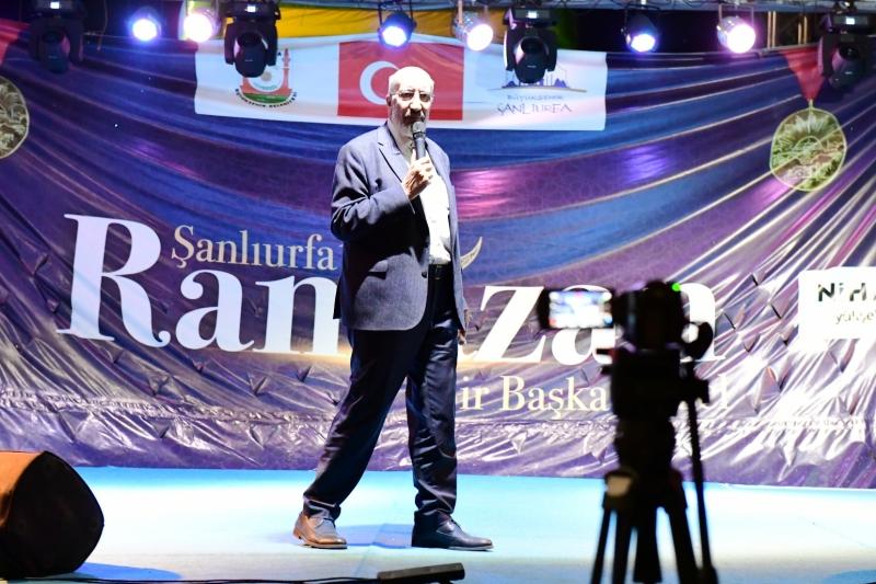 Dilipak,Şanlıurfa'nın İslam Dünyasındaki Yerini Anlattı