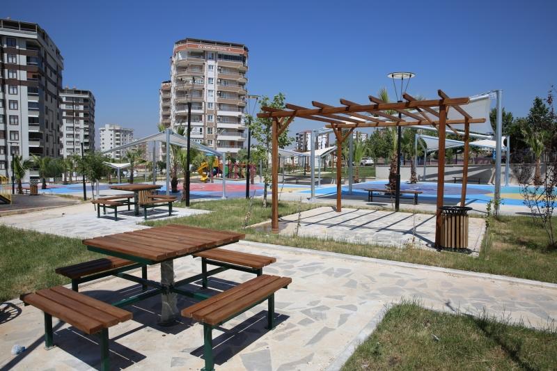 Doğukent'e Modern Park