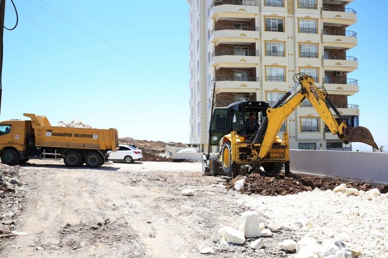 Doğukent'te Yeni Yollar Açılıyor