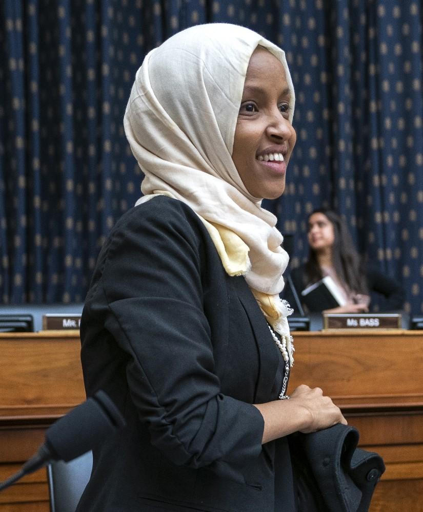 ABD Kongresi'nin Somalili ilk Müslüman temsilcisi İlhan Omar'a linç kampanyası