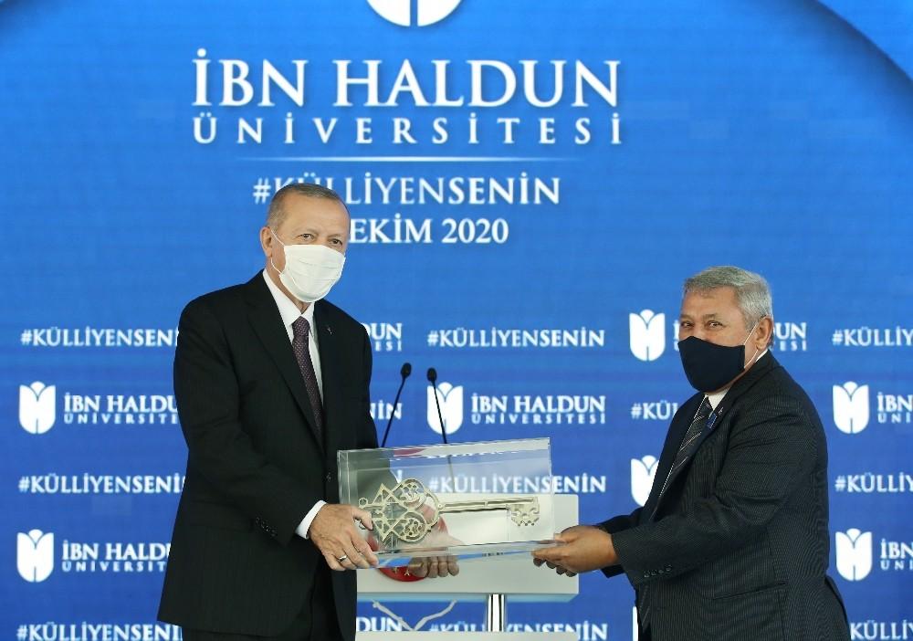 """Cumhurbaşkanı Erdoğan: """"Eğitim ve öğretimde arzu ettiğimiz ilerlemeyi sağlayamadığımızı düşünüyorum"""""""