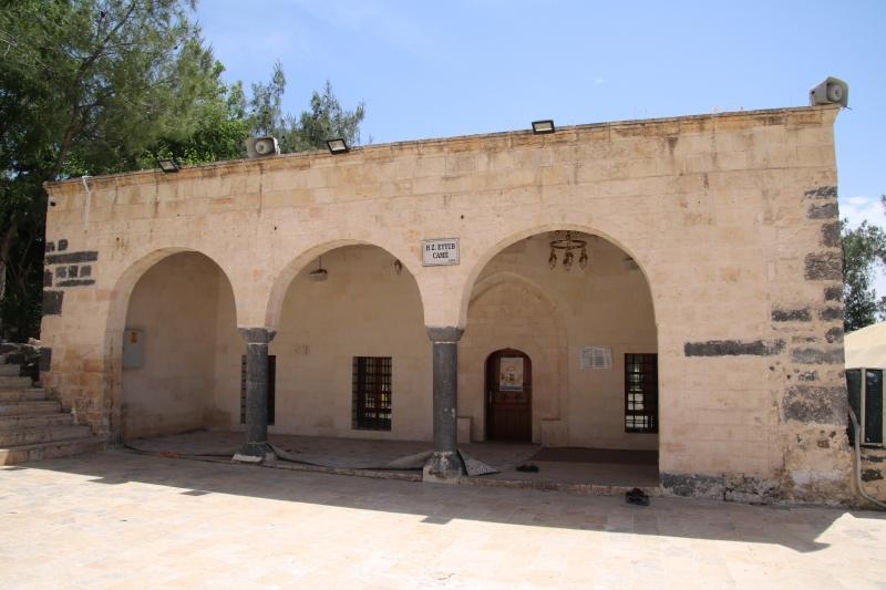 Eyüpnebi'de Sabır Makamına Yakışır Camii ve Külliyesi İnşaatı