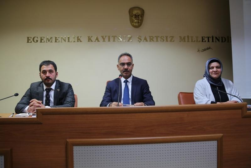 Eyyübiye Belediye Meclisi İlk Toplantısını Gerçekleştirdi