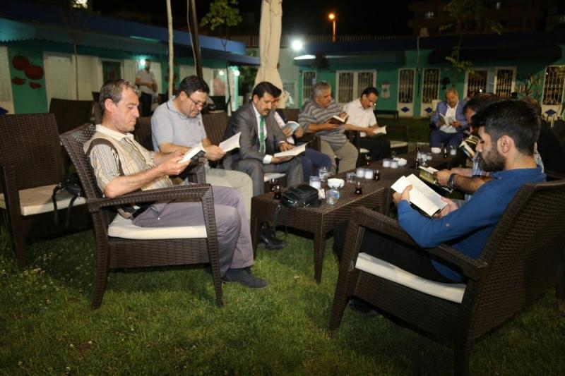 Eyyübiye Belediyesi Kitap Otağı Ülke Genelinde Örnek Proje Olacak