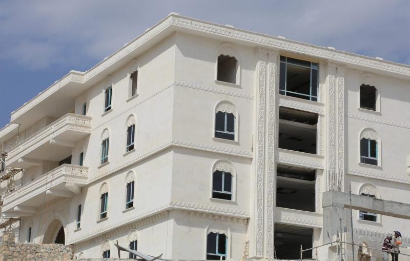 Eyyübiye Belediyesi Hizmet Binası Açılışa Hazır