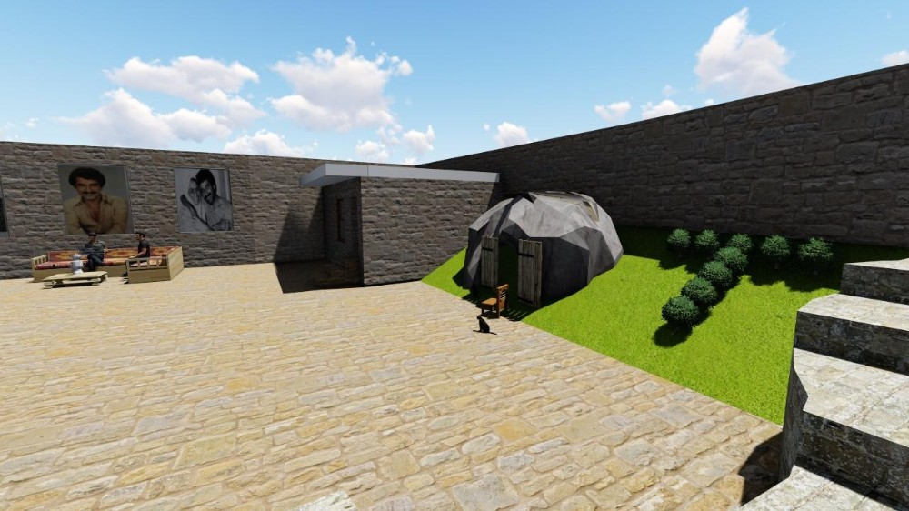 İbrahim Tatlıses'in doğduğu ev müzeye dönüştürülüyor