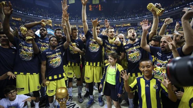 Fenerbahçe Doğuş Başarısını Sürdürdü
