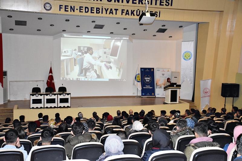 Genç İş Sağlığı Uzmanları HRÜ'de Buluştu