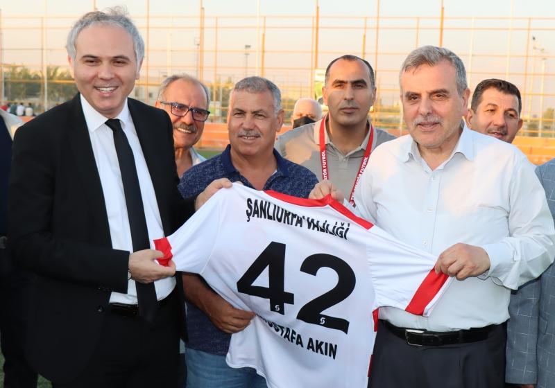 Göbeklitepe Başkanlık Futbol Turnuvası başladı