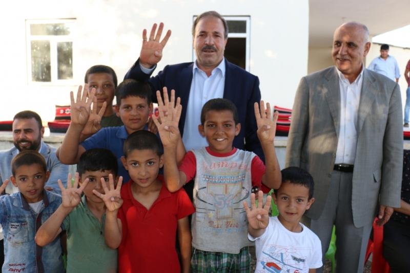 Halil Özcan Akçakale Ve Eyyübiye Kırsalında