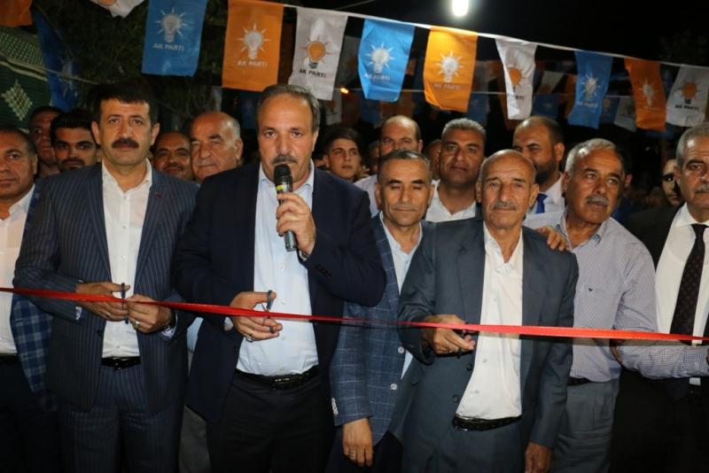 Halil Özcan Reisi Cumhurumuza ve Ak Parti ye Sahip Çıkmalıyız