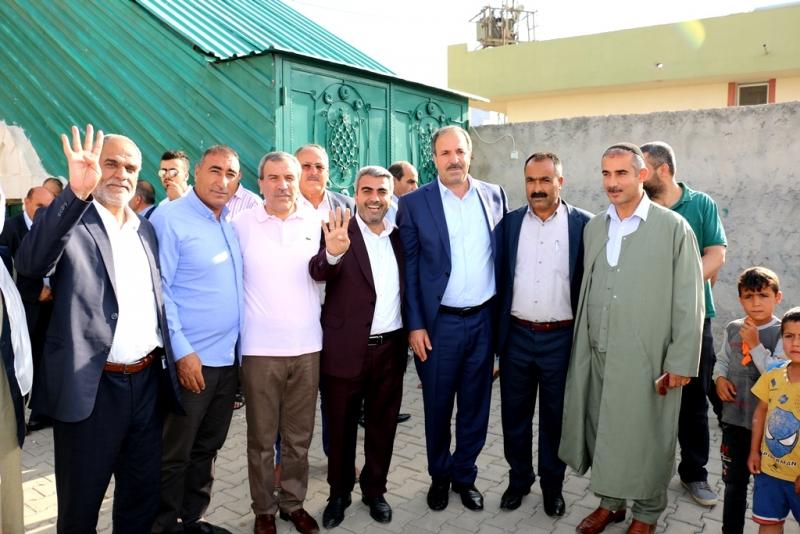 Halil Özcan Viranşehir kırsalında