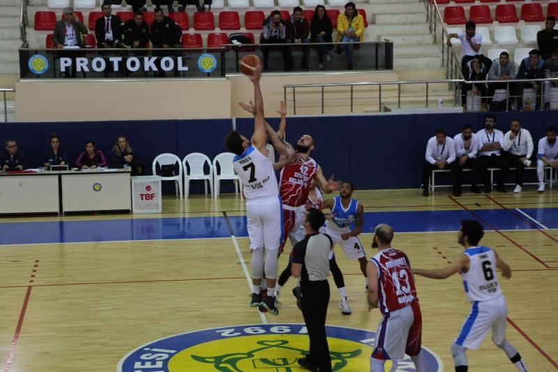 Haliliye Basketbol Takımı Play Off'u Garantiledi