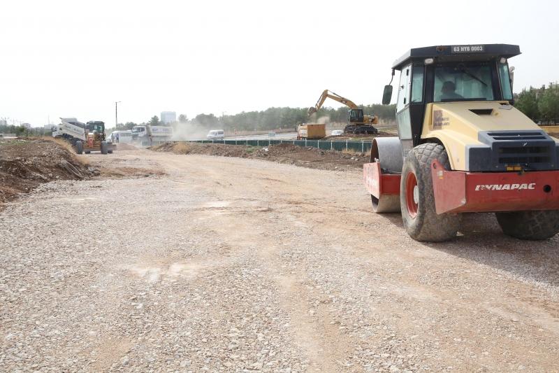Haliliye Belediyesi Ahmet Yesevi Mahallesinde 34 Yeni Yol Açtı