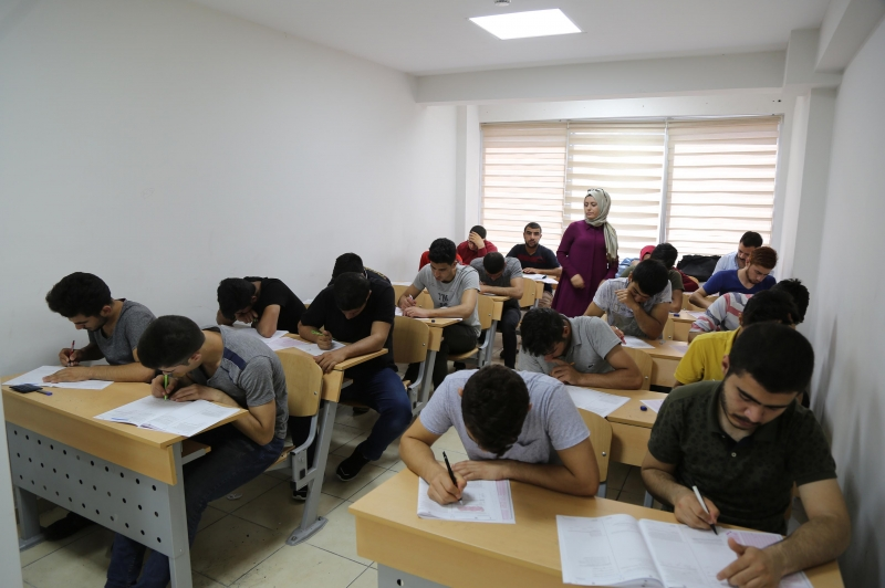 Haliliye Belediyesi Öğrencileri YKS'ye Hazırlıyor