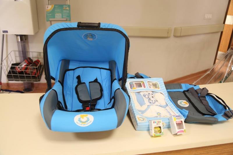 Haliliye Belediyesi Bebeklerin ilk ihtiyacını Karşılamayı Sürdürüyor