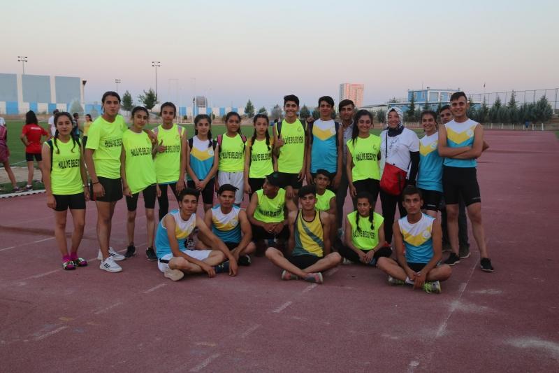 Haliliye Belediyespor Atletzim Takımı Bölge Şampiyonu Oldu