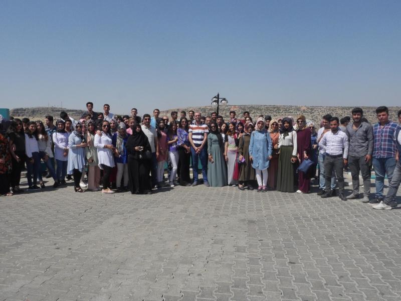 Haliliye Belediyes,YKS Öğrencilerini Unutmadı