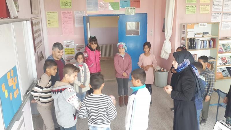 Haliliye Kaymakamlığı ve Harran Üniversitesi Tıp Fakültesi Halk Sağlığı Anabilim Dalının birlikte yürüttüğü