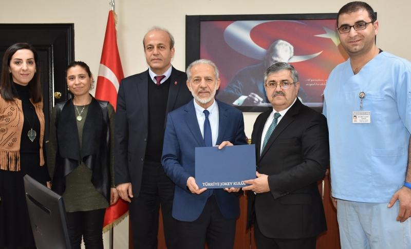 Harran Üniversitesi ile TJK Arasında İşbirliği Protokolü İmzalandı