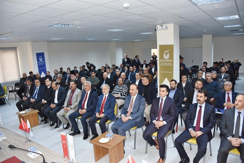 Harran Üniversitesi Sanayinin Hizmetinde