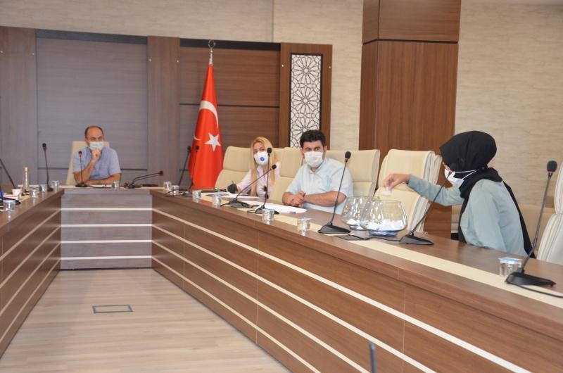 Harran Üniversitesi Hastanesine Eczacı alımı sözlü sınavı gerçekleştirildi