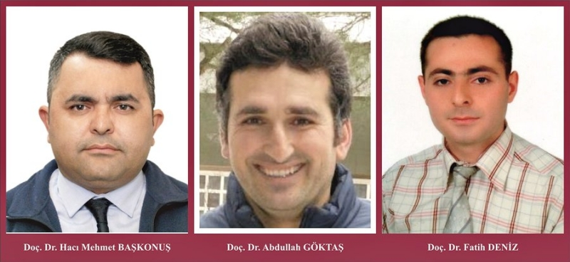 Harran Üniversitesi'nden Üç Akademisyen Daha En İyiler Arasında