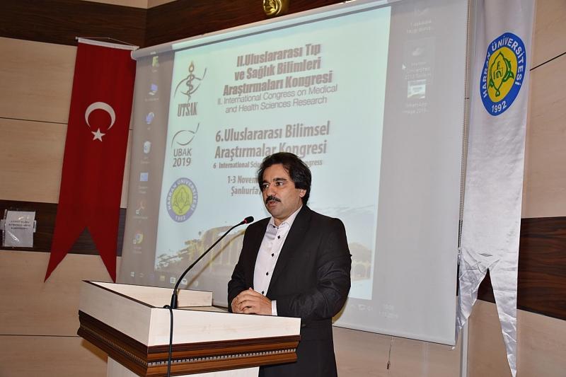 Harran Üniversitesinden Uluslararası İki Kongre