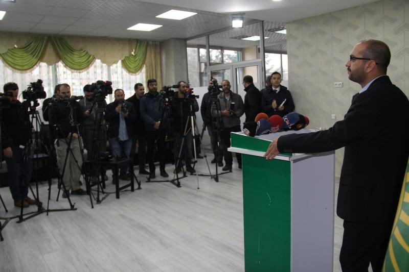 Hüda Par Seçimlere katılmama kararı alınmıştır