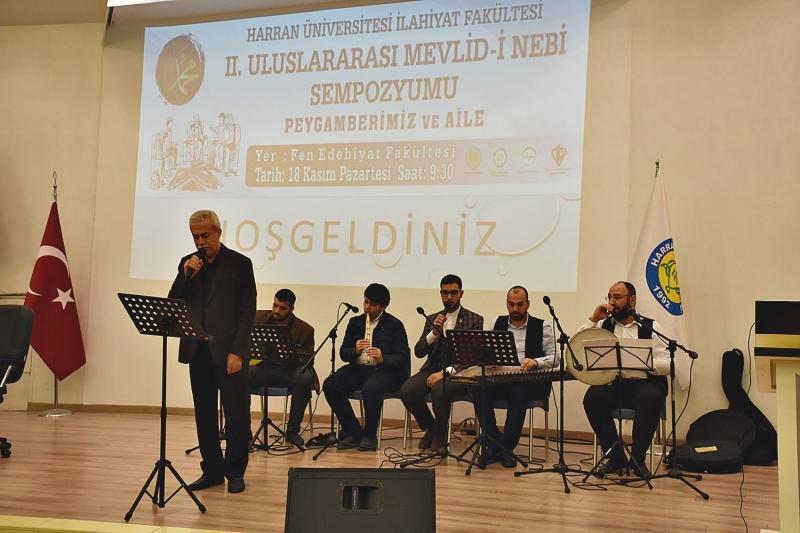 II. Uluslararası Mevlid-i Nebi Sempozyumu Harran Üniversitesi'nde Gerçekleşti