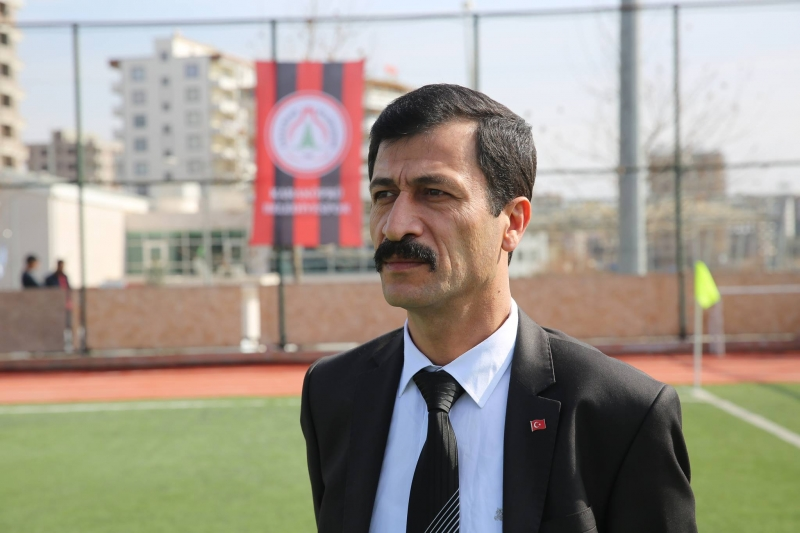 Karaköprü Belediyespor Kulüp Başkanı Mehmet Kudat İstifa Etti