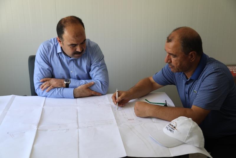 Karakoyun Köprülü Kavşağında Çalışmalar Hız Kazandı