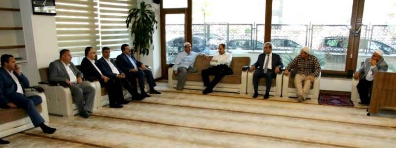 Kasım Gülpınar , STK'lar ve Gençleri Ziyaret Ediyor