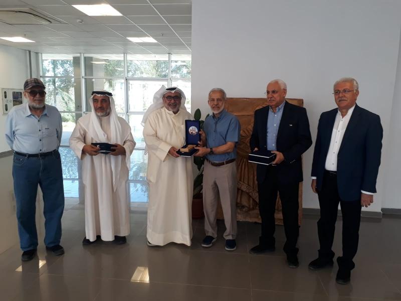 Kuveyt Heyetinden Harran Üniversitesi'ne Ziyaret