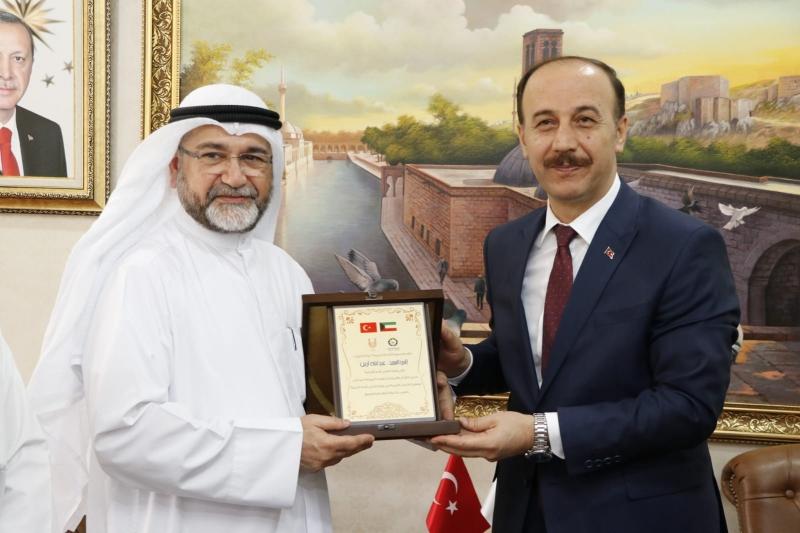 Kuveyt Necat Derneği ile Protokol