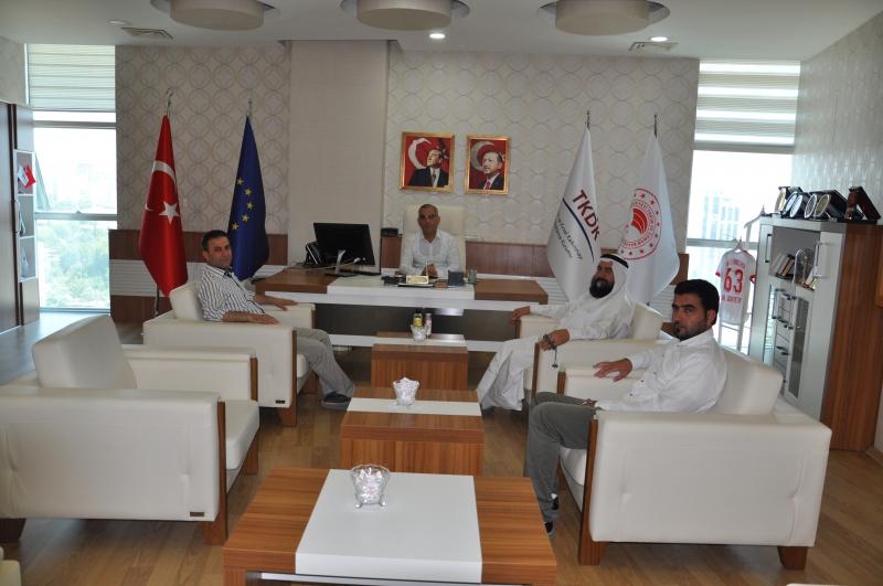 Kuveytli İşadamları TKDK Desteği İle Besi Çiftliği Kurmak İstiyor