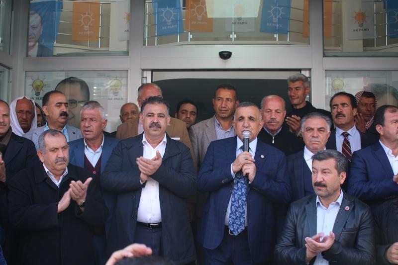 Milletvekili Akay 31 Mart'ta Haçlı Birlikleri Yenilecektir