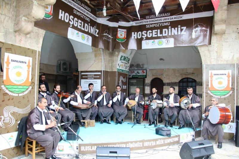 Müzik Şehri Şanlıurfa'ya Yakışan Etkinlikler