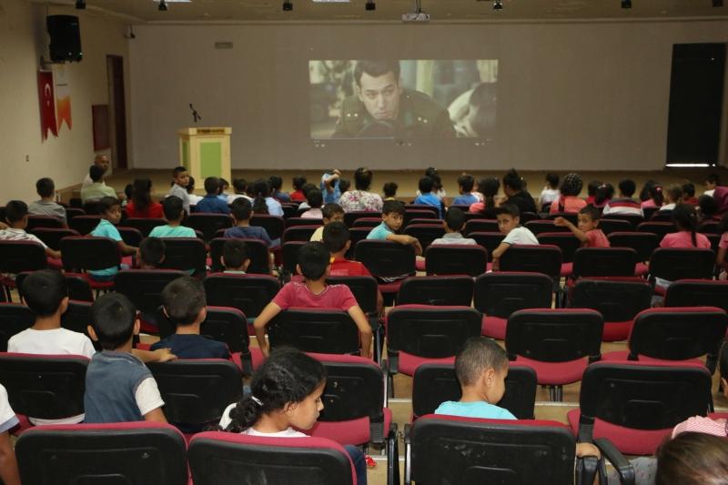 Öğrencilere Yaz Etkinliği