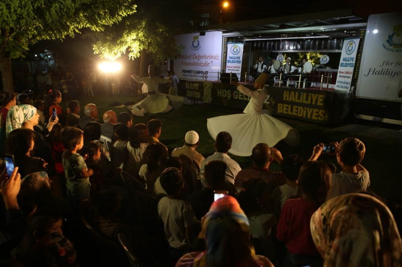Ramazan Ayı Haliliye'de Dolu Dolu Yaşanıyor