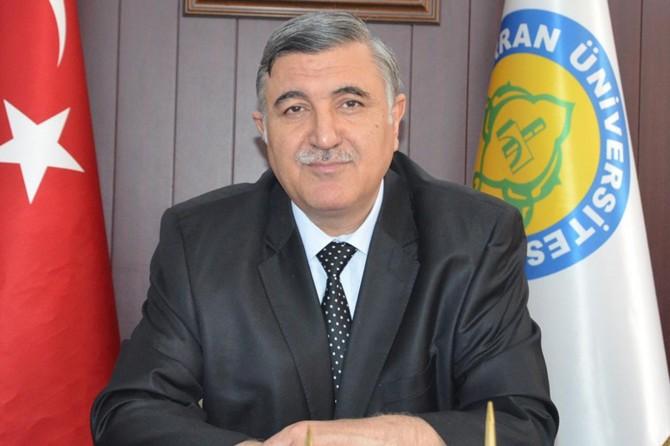 Rektör Taşaltın'dan Kurban Bayramı Mesajı