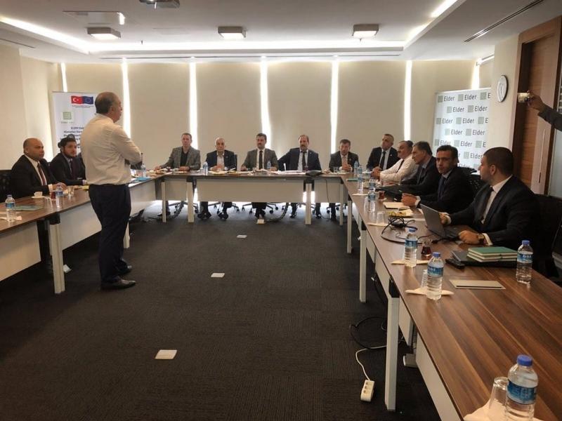 Şanlırfa'nın Elektrik Sorunu Ankara'da Görüşüldü