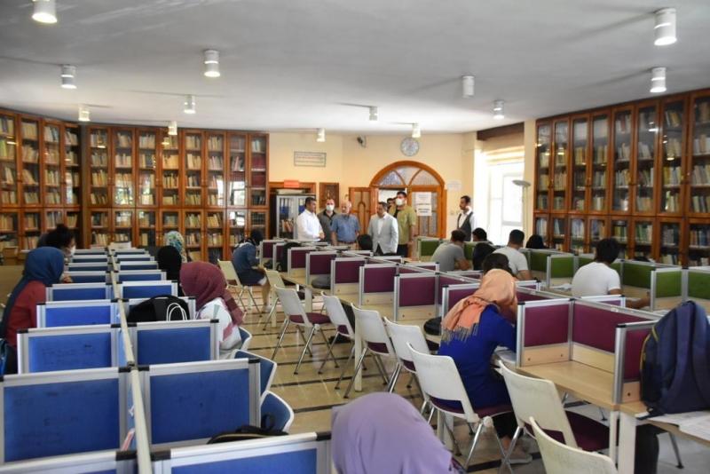 Şanlıurfa Büyükşehir Belediyesi ve Harran Üniversitesi Gençler İçin Tercih Destek Merkezi Açtı