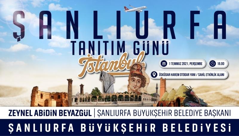 """""""ŞANLIURFA TANITIM GÜNLERİ"""" ANKARA VE İSTANBULDA DÜZENLENECEK"""