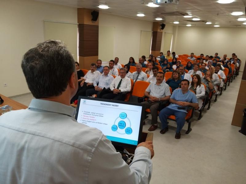 Şanlıurfa Teknokentte Sağlık Sektörü Projeleri Start Alıyor