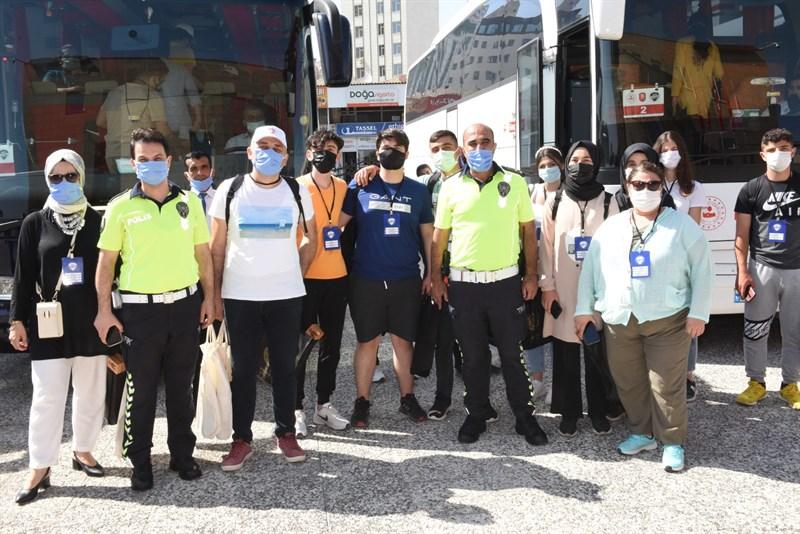 Şanlıurfa, Türkiye'nin Gençlerini Ağırladı