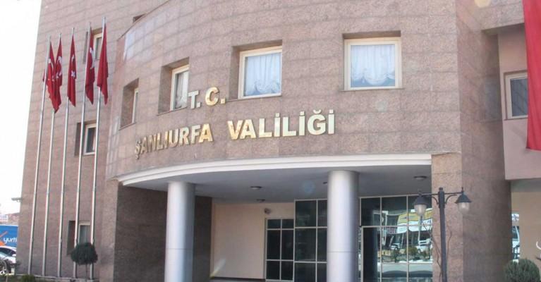 Şanlıurfa'da bir berber dükkanı ile 4 bina karantinaya alındı