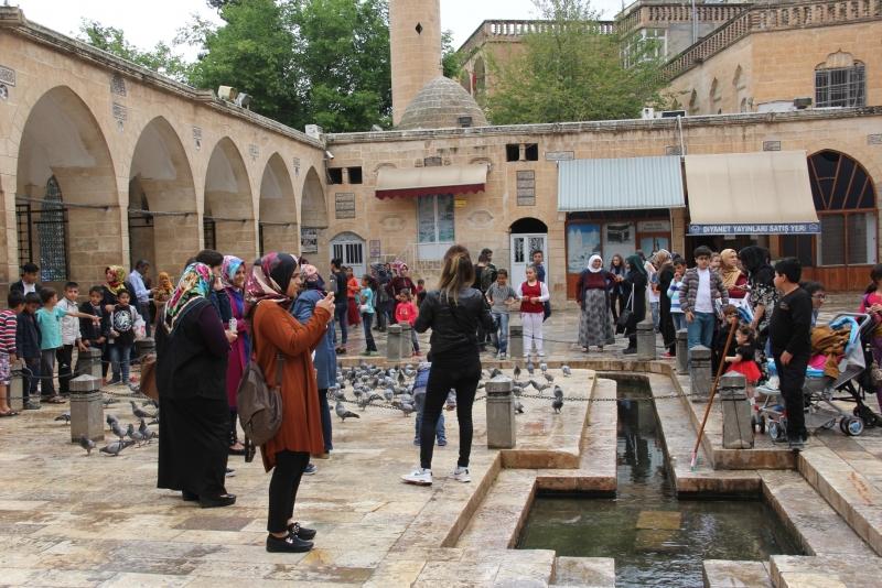 Şanlıurfa,Turizm'de Hedef Yükseltti
